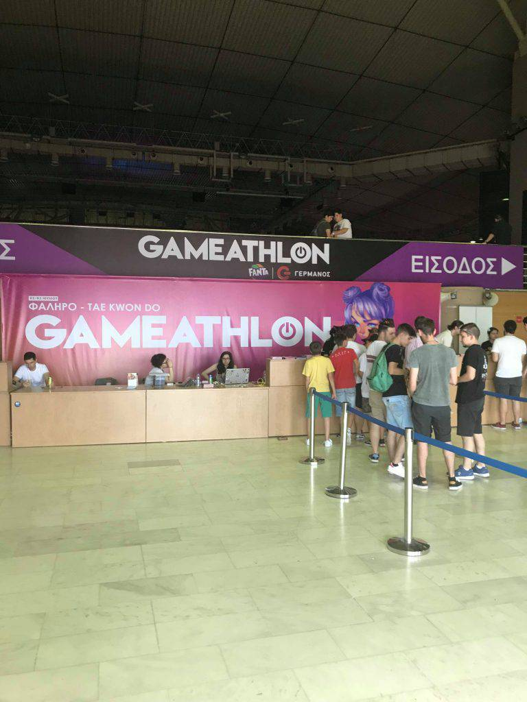 Gameathlon 2018 - The Geekdom Review 2