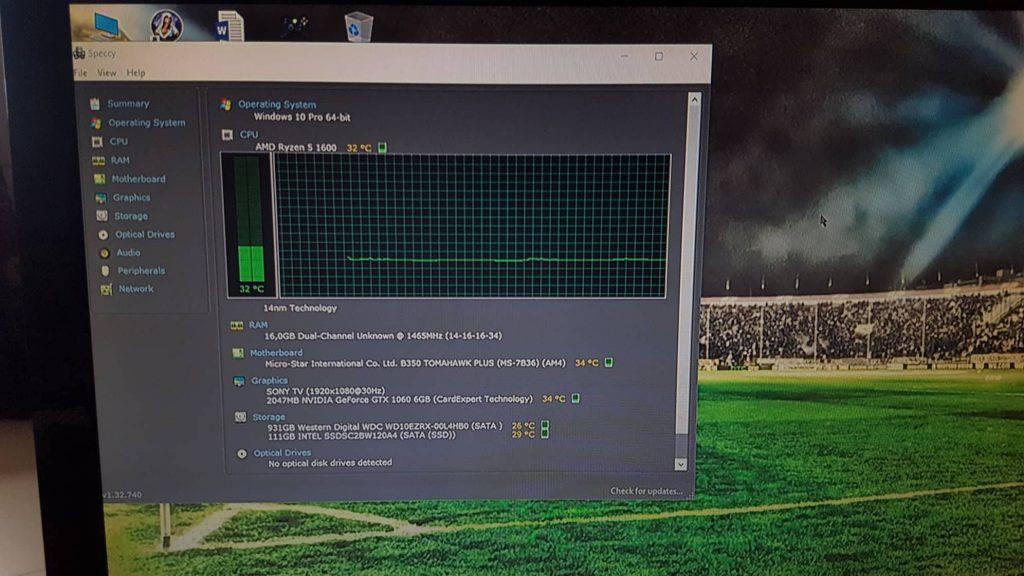35971487 10216825687222349 7613386791281754112 n 1024x576 Wraith Spire cooler Vs Cryorig H7 Quad Lumi για Ryzen 5 1600   Geekdom Hardware