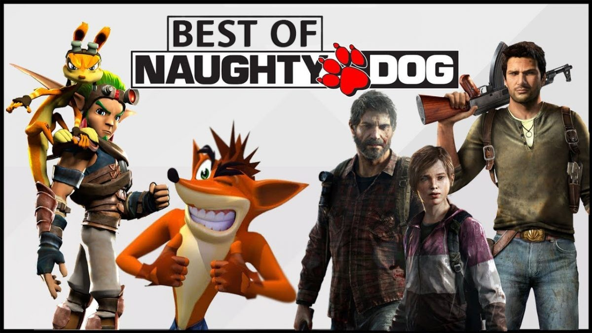 Top 10 παιχνίδια της Naughty Dog – Geekdom Lists