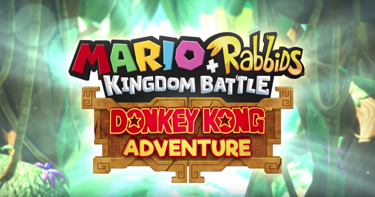 Χαμός! Mario + Rabbids® Kingdom Battle: Donkey Kong Adventure – Geekdom News