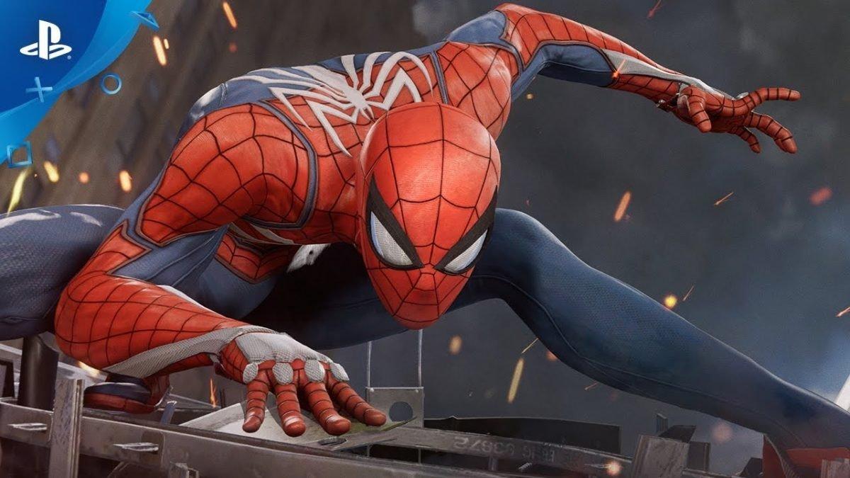 Spider-Man PS4 – E3 2018 Trailer – Geekdom News