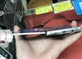 Κοιτάξτε για πρώτη φορά ένα ακυρωμένο πρωτότυπο πτυσσόμενου κινητού τηλεφώνου της Samsung 1