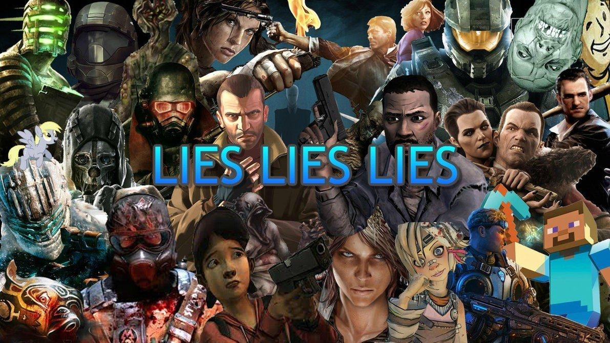 Τα 10 μεγαλύτερα ψέματα στην ιστορία του Gaming – Geekdom Lists