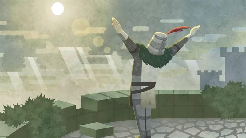 Η μυθοπλασία του Dark Souls σε παραμύθι! - Geekdom News 3