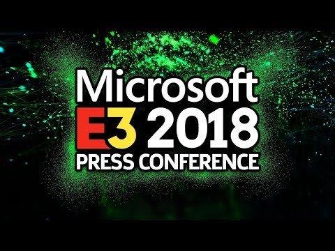 Η παρουσίαση της Microsoft στην E3 2018! – Geekdom News