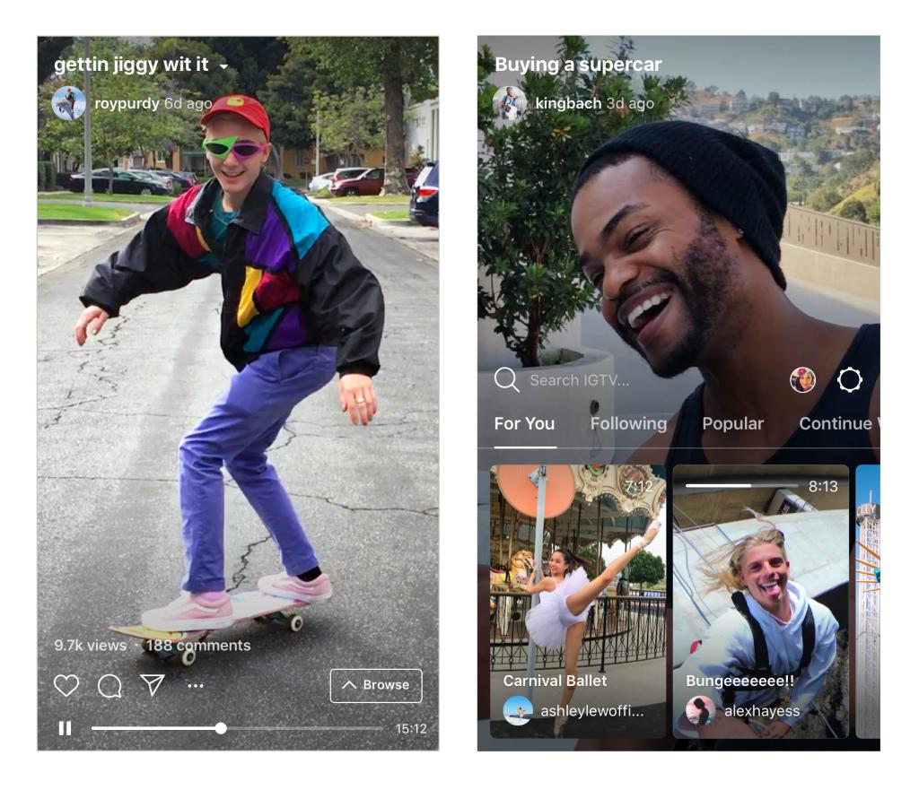 Instagram : 1 Δις Χρήστες & Καινούργια εφαρμογή για μεγάλα video 3