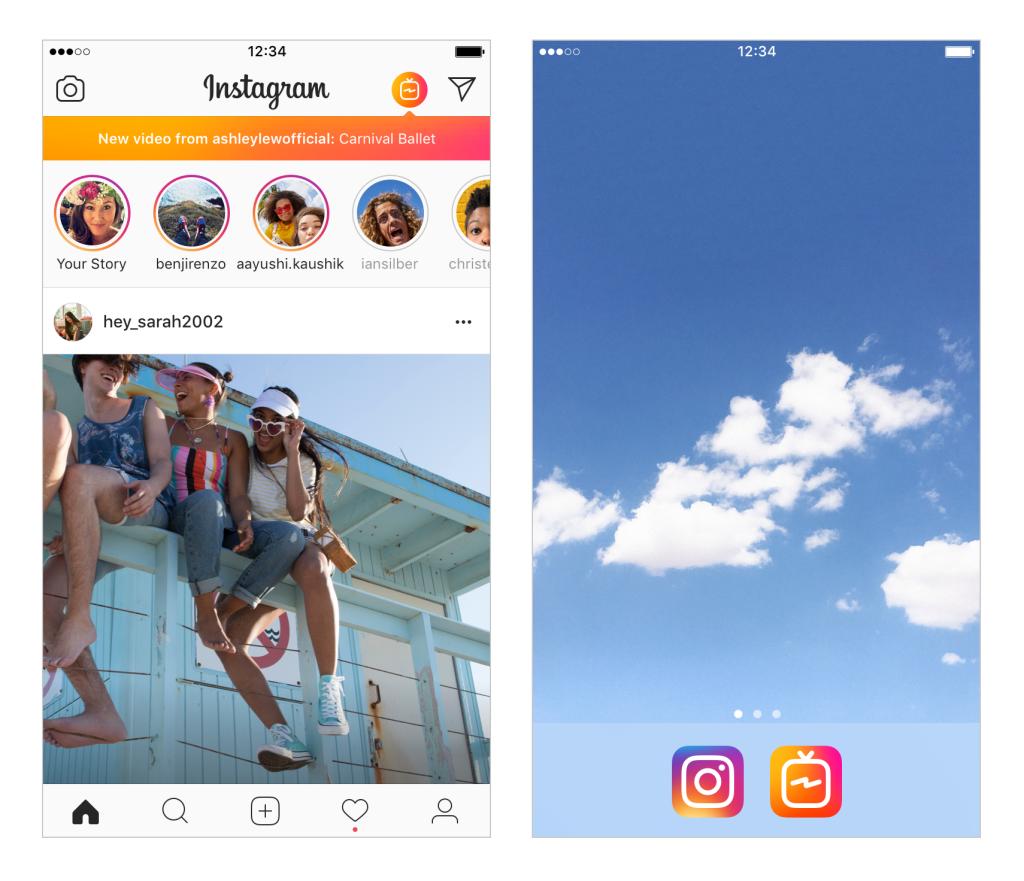 Instagram : 1 Δις Χρήστες & Καινούργια εφαρμογή για μεγάλα video 2