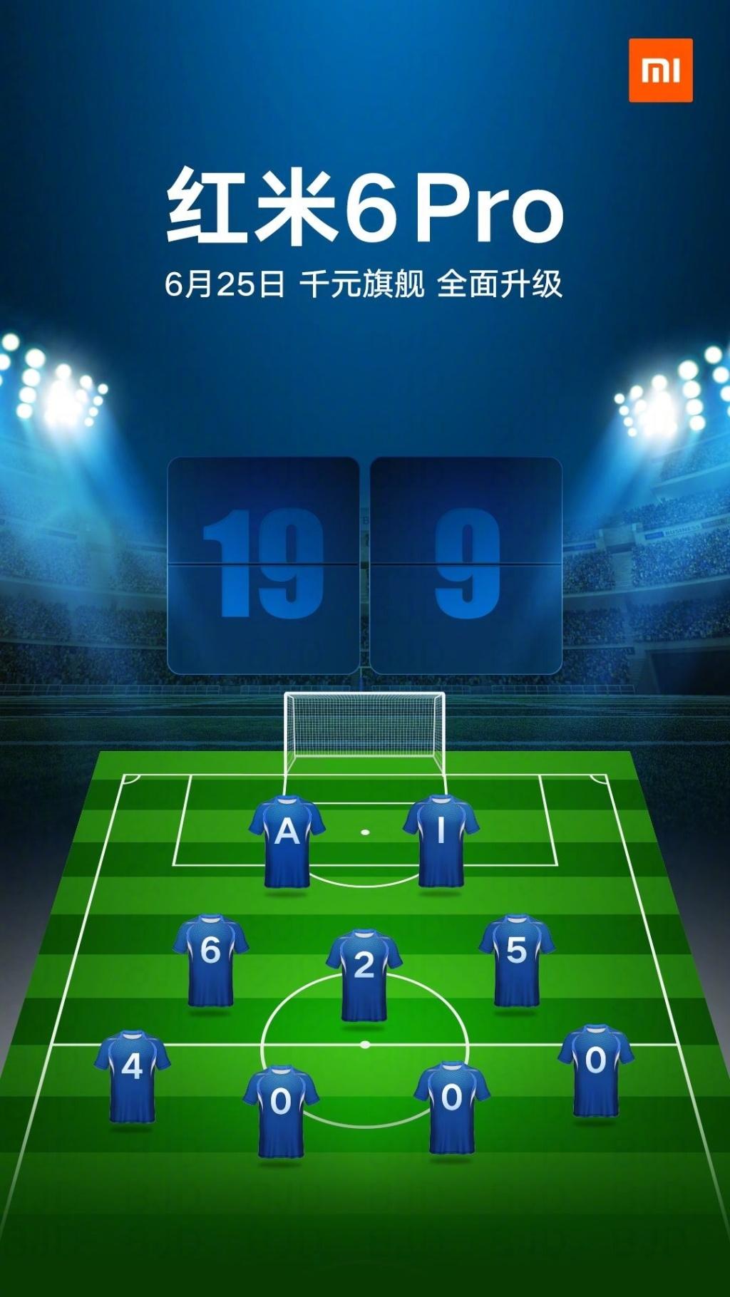 Xiaomi Event : RedMi 6 Pro & Mi Pad 4 2