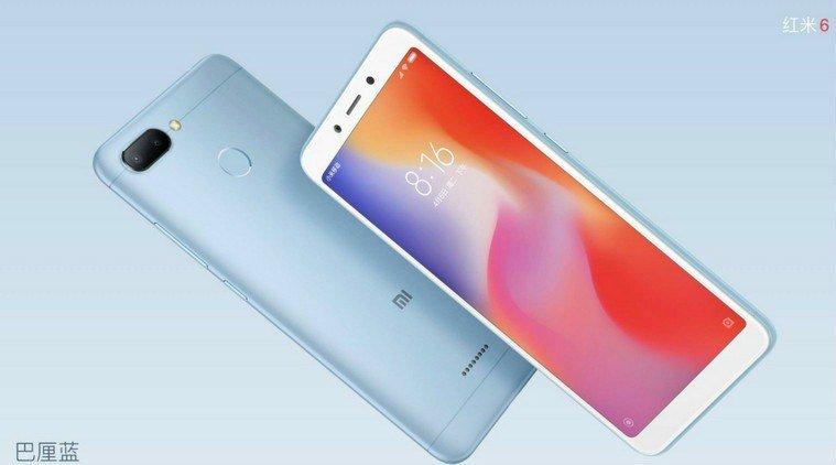 Σήμερα παρουσιάστηκαν τα νέα Xiaomi Redmi 6 και REDMI 6A 1