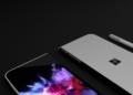 Η Microsoft εργάζεται σε ένα πτυσσόμενο Surface Phone με οθόνες από την LG 1