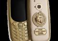 Επιχρυσωμένο μοντέλο NOKIA 3310 κατασκεύασε η εταιρεία Caviar 1