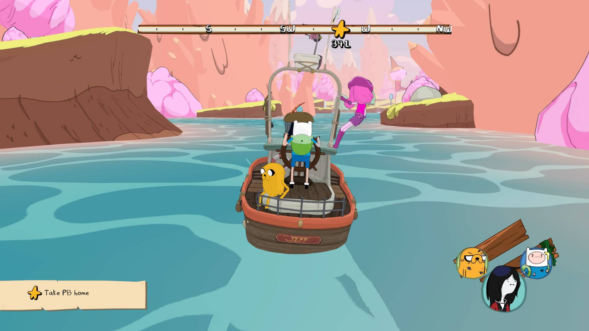 Adventure Time: Pirates of the Enchiridion - The Geekdom Review 6