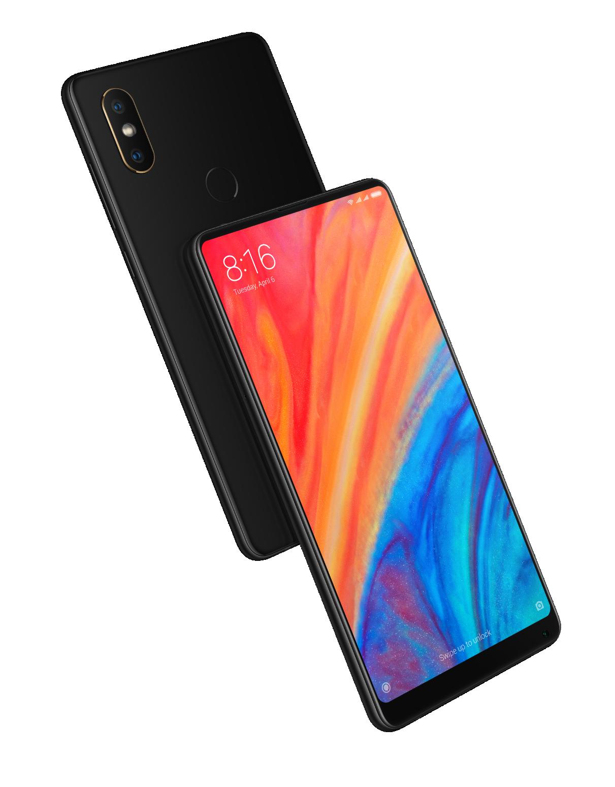 Νέο Xiaomi Mi MIX 2S από την Info Quest Technologies: Όταν η Τέχνη συναντά την Τεχνολογία 1