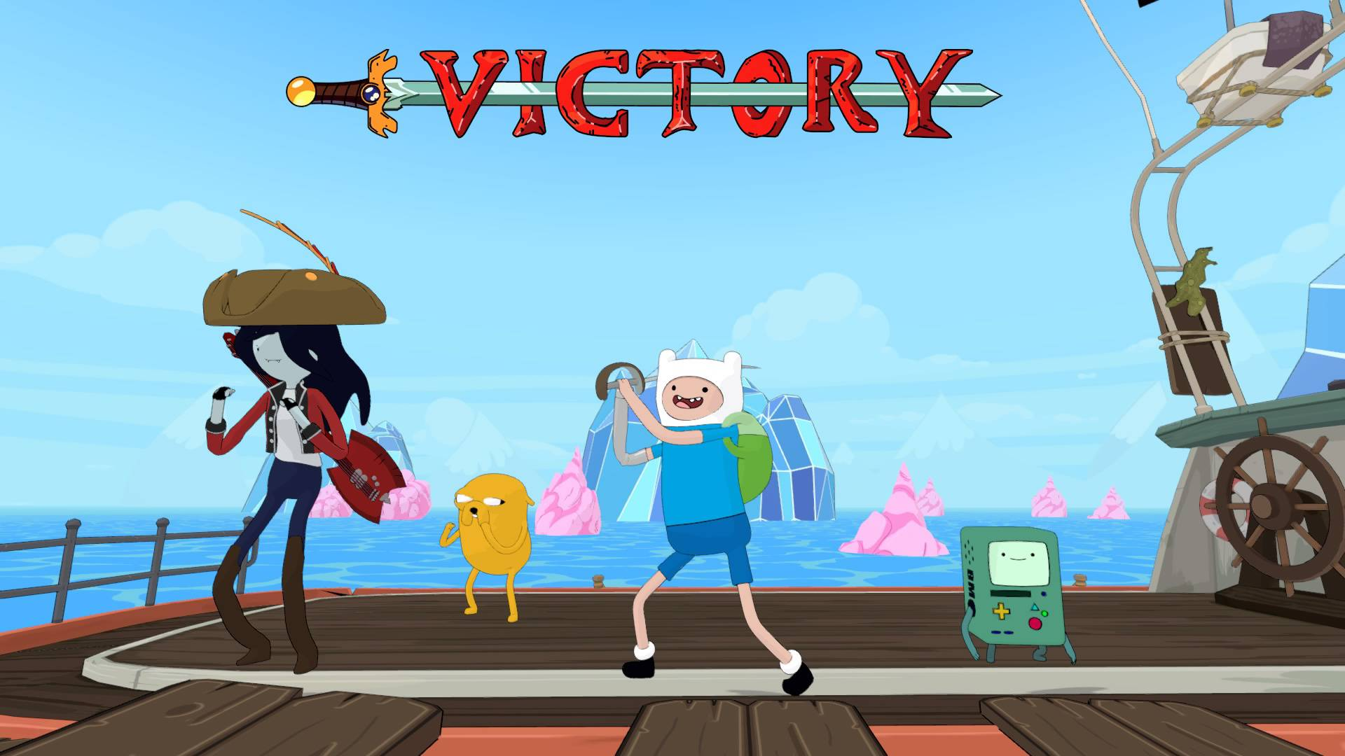 Adventure Time: Pirates of the Enchiridion - The Geekdom Review 3