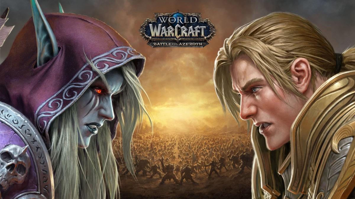 Το «Battle for Azeroth Pre-Patch» βγαίνει στις 18 Ιουλίου – Geekdom News