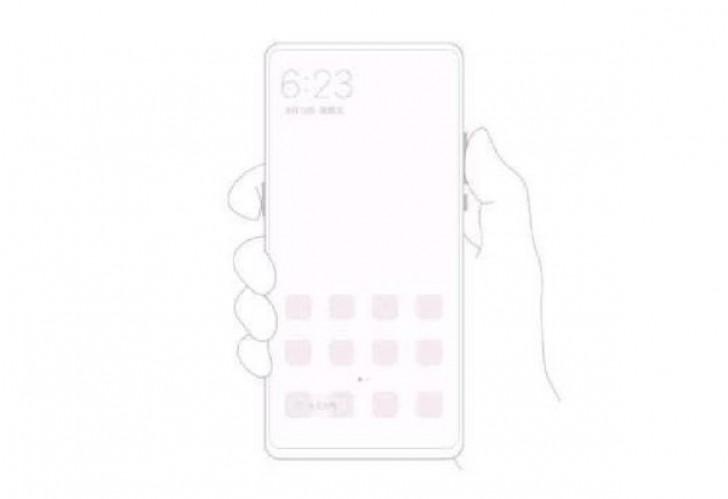 Κάπως τυχαία μέσω του MIUI 10 διαρρέει screenshot που δείχνει το design του Xiaomi Mi Mix 3 2
