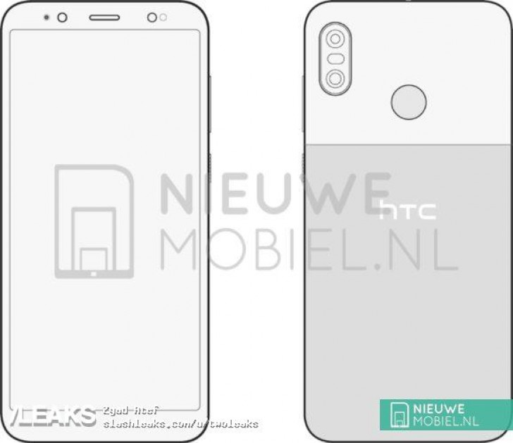 Το HTC U12 Life μπορεί να διαθέτει σχεδίαση παρόμοια με των Google Pixel's 1