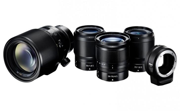 Η Nikon αποκαλύπτει τις νέες full-frame mirrorless κάμερες Z7 και Z6 2
