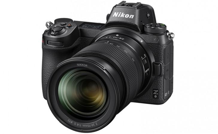 Η Nikon αποκαλύπτει τις νέες full-frame mirrorless κάμερες Z7 και Z6 1