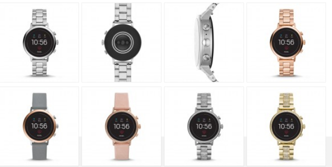 Fossil: Παρουσίασε τα νέα  Q Venture και το Q Explorist με αισθητήρα HR, ενσωματωμένο GPS και πολλά άλλα 1