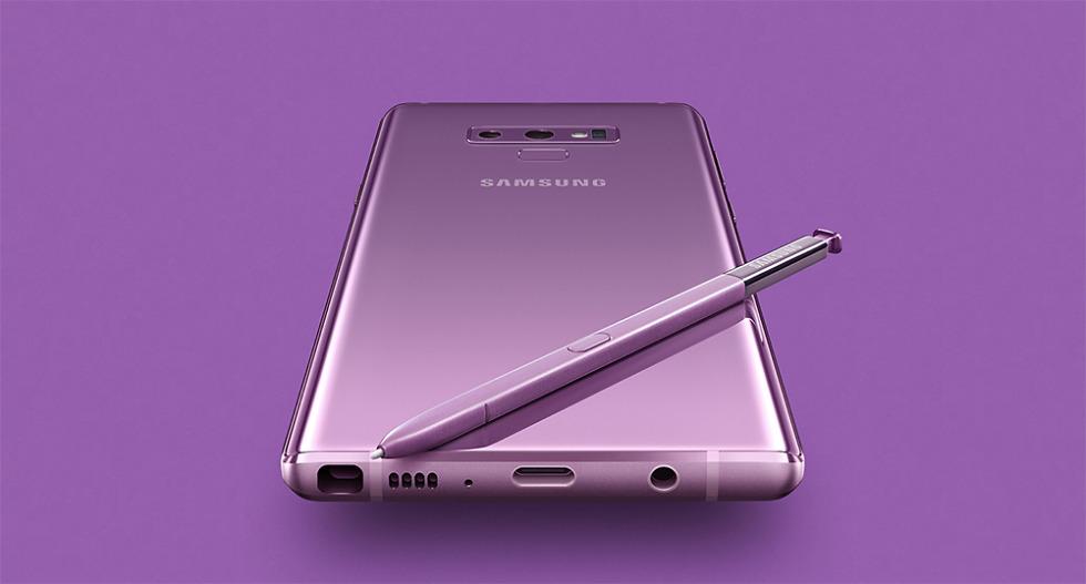 Αυτό είναι και επίσημα το νέο Samsung Galaxy Note 9!