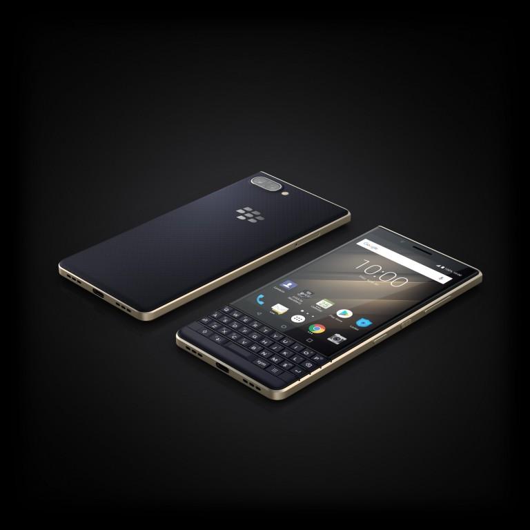 H BlackBerry ανακοινώνει την έκδοση KEY2 LE με αρκετές νέες επιλογές χρωμάτων 1