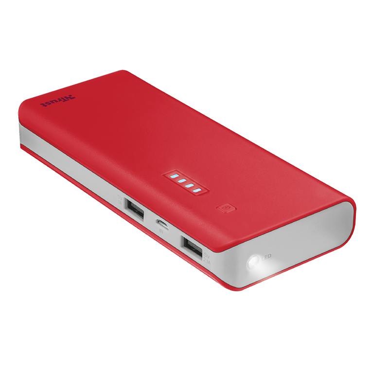 powerbank 10000mAh Primo kokkino 1 800x800 [offers]: Summer Sales..... με TOP αξεσουάρ από το www.MyGad.gr!