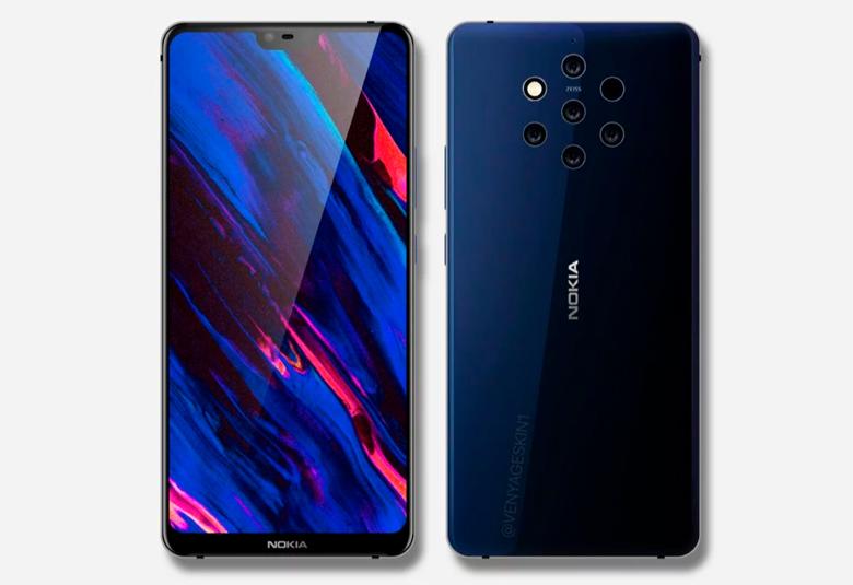 Το Nokia 9 θα φέρει μάλλον μια εκπληκτική εμπρόσθια και οπίσθια σχεδίαση 1