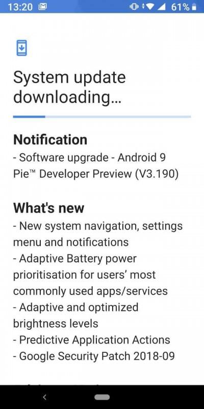 Το Nokia 7 Plus λαμβάνει ενημερωμένη beta έκδοση του Android Pie με λειτουργία Adaptive Battery 1