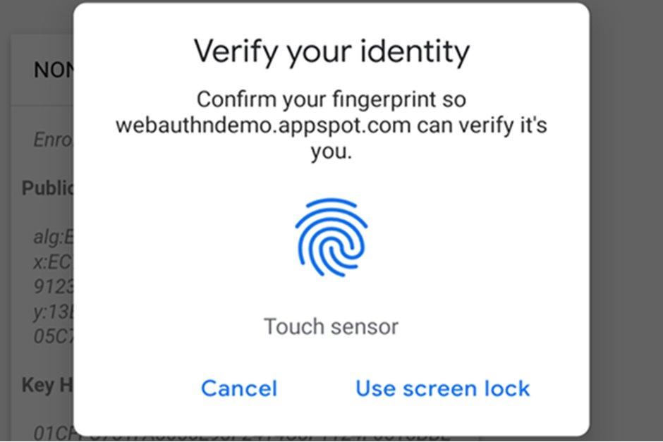 Οι ταυτότητες των ιστότοπων λειτουργούν