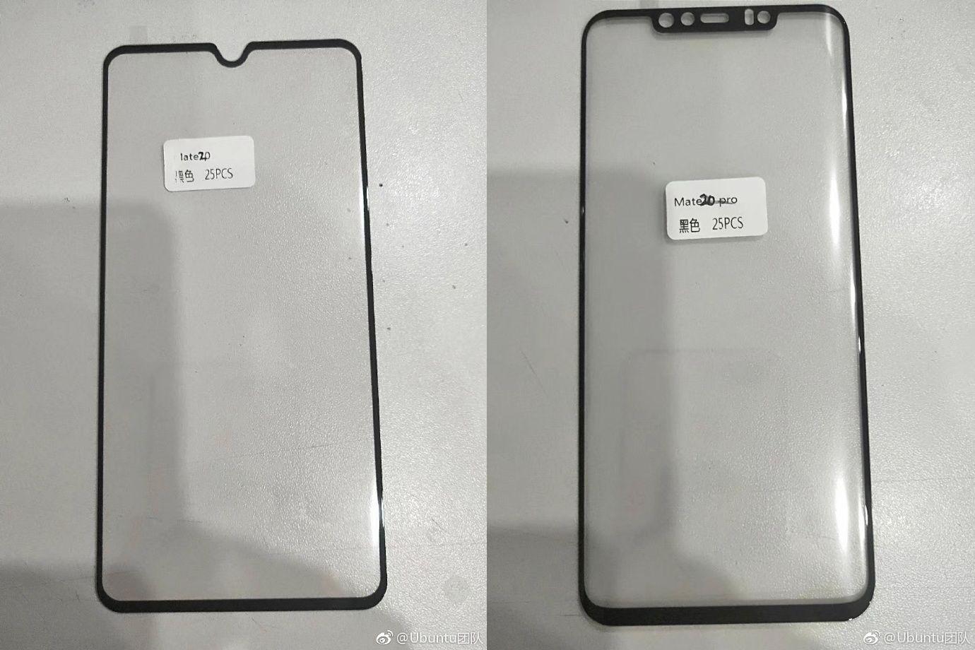 Περισσότερες λεπτομέρειες μας δίνει μια νέα προβολή εικόνας για τα Huawei Mate 20 και Mate 20 Pro 1