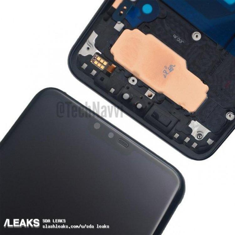 LG V40 THINQ: Προβλήθηκε σε νέες εικόνες η εμπρόσθια όψη του 1