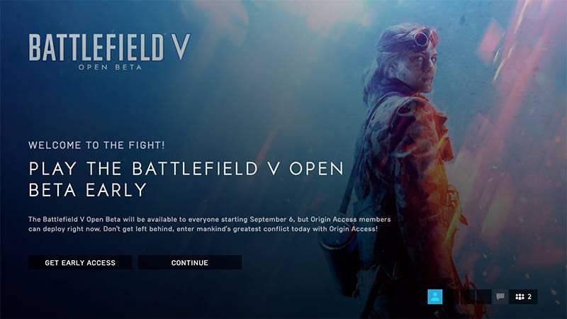 Battlefield V – ξεBETA impressions! – A Geekdom Preview