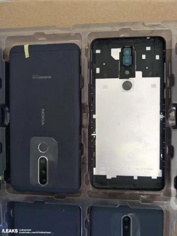 Πιο λεπτομερείς εικόνες από το Nokia 7.1 Plus και μια λήψη μέσα στο εργοστάσιο 6