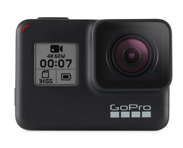 Τρεις νέες κάμερες ανακοινώθηκαν από την GoPro για την σειρά Hero7 1