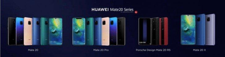 """Σκέτη """"ζάλη"""" οι τιμές των τεσσάρων διαφορετικών εκδόσεων του Huawei Mate 20 1"""