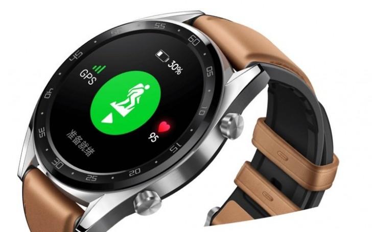 Για μια μόνο στιγμή η Huawei ανέβασε πληροφορίες και εικόνες για το νέο Watch GT 1