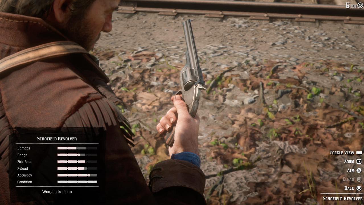 Red Dead Redemption 2 τα πρώτα σας βήματα - Geekdom Guides 3