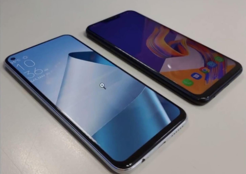 Οπές στα νέα μοντέλα  ZenFone 6 και εγκαταστάσεις τριών καμερών 1