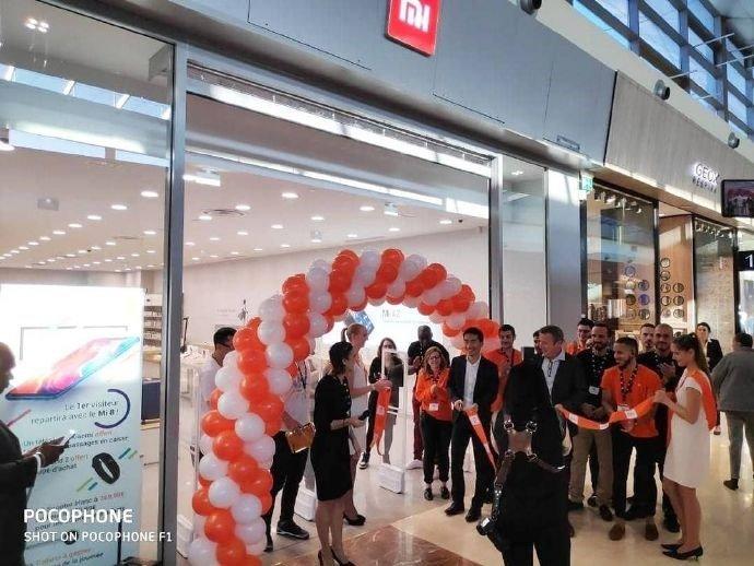 To δεύτερο Mi Store άνοιξε η Xiaomi στην Γαλλία 1