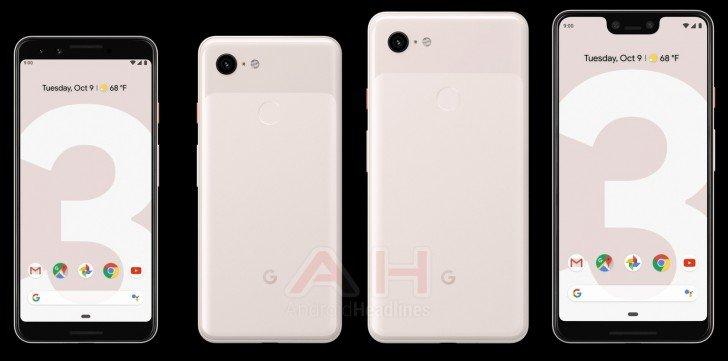 """Και στην απόχρωση του """"Sand"""" τα νέα Google Pixel 3/Pixel 3 XL 1"""