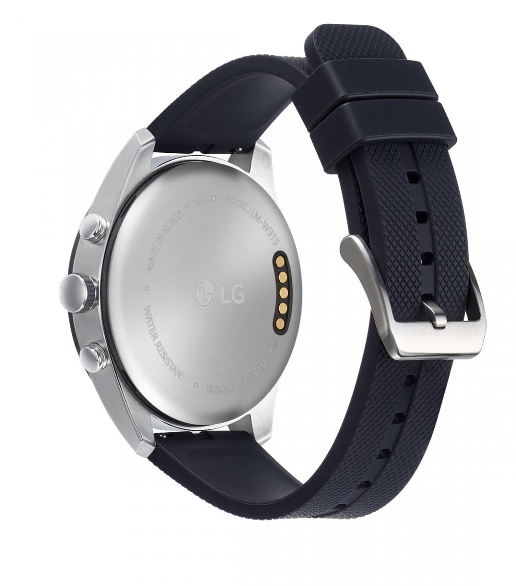 """Το LG Watch W7 """"παντρεύει"""" τις λειτουργίες του Wear OS σε ένα κλασσικό αναλογικό ρολόι 3"""