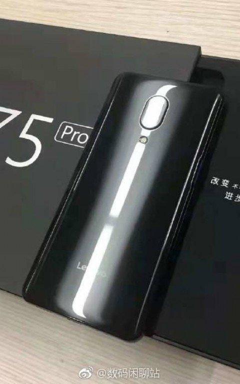 Μία ημέρα πριν την παρουσίαση του, το Lenovo Z5 Pro φωτογραφίζεται live! 2