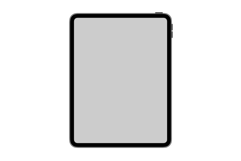 Νέα στοιχεία για τον σχεδιασμό του iPad Pro (2018) που βρέθηκε μέσω του iOS 2
