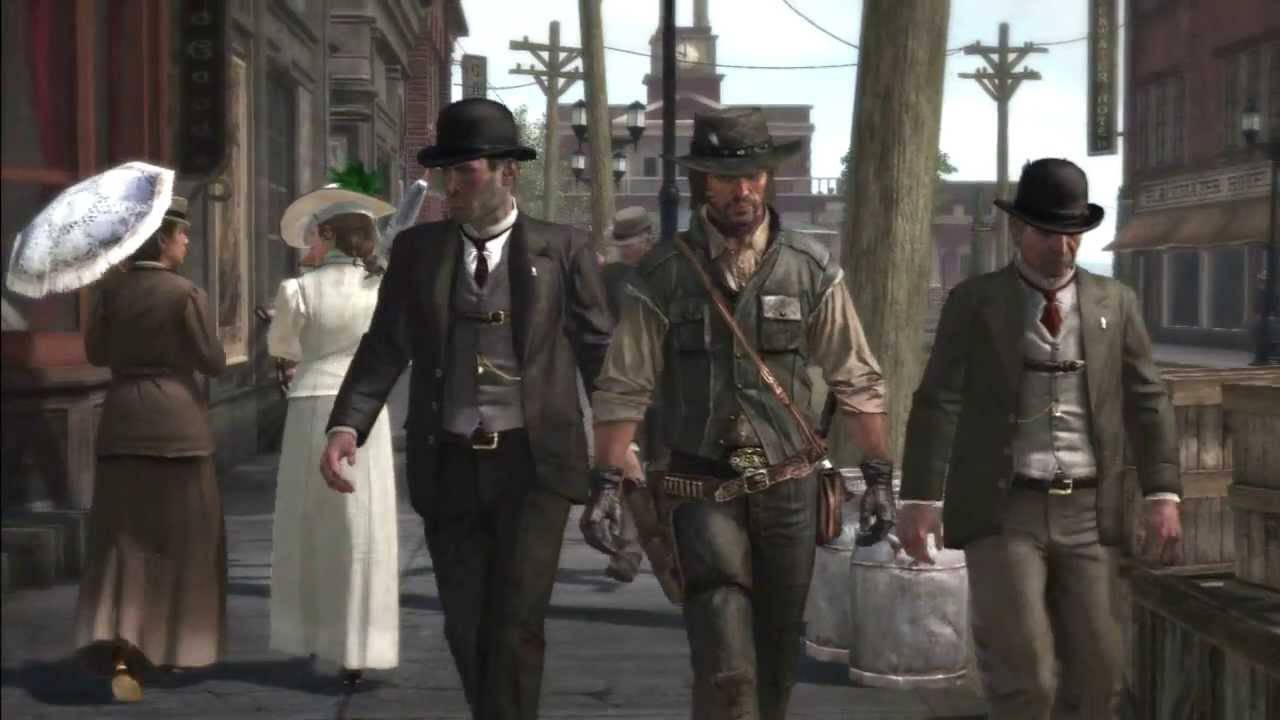 maxresdefault 3 Red Dead Redemption: Η Ιστορία part 1 – Geekdom Guides
