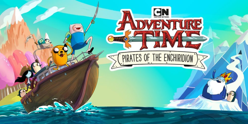 Adventure Time: Pirates of the Enchiridion – The Geekdom Review