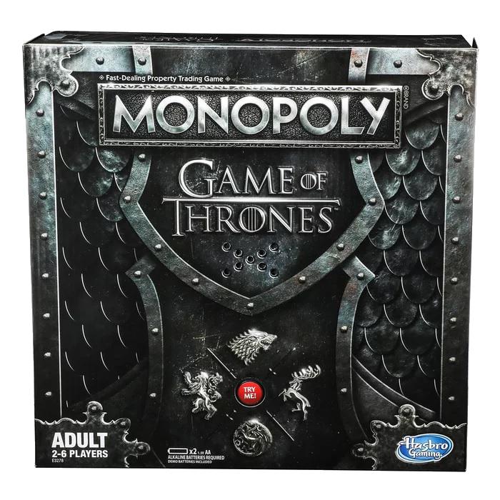 Νέα Monopoly: Game of Thrones με soundtrack! – Geekdom News