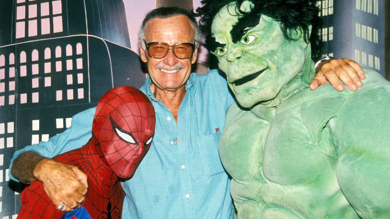 1 stanl Έφυγε από την ζωή ο μεγάλος Stan Lee!   Geekdom News