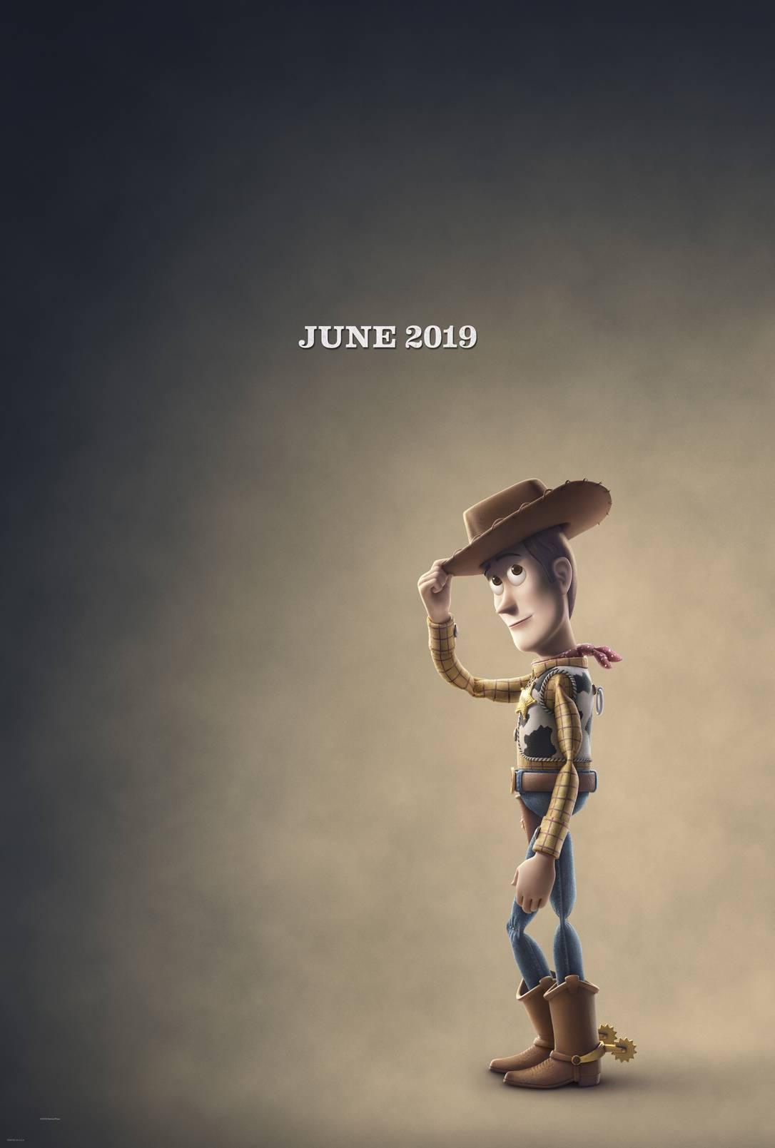 Toy Story 4: Νέα αφίσα και trailer! – Geekdom Cinema/TV