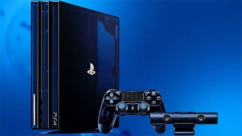Playstation 4 Pro 2TB; Είναι γεγονός! – Geekdom News